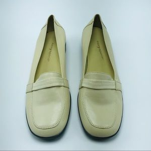 Easy Spirit New Trend Leather Loafers - Size 6